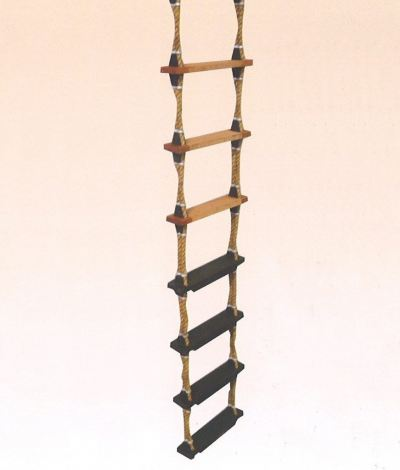 LD08) Lifeboat Embarkation Ladder ��Flat�� Type Step Model : EXM
