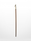 SE01) Lifeboat Wooden Poles c/w Brass Boat Hook Life Boat Safety Equipment Marine & Offshore