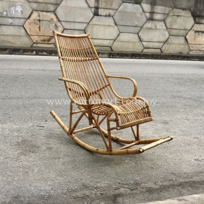 RATTAN ROCKING CHAIR GENTLE