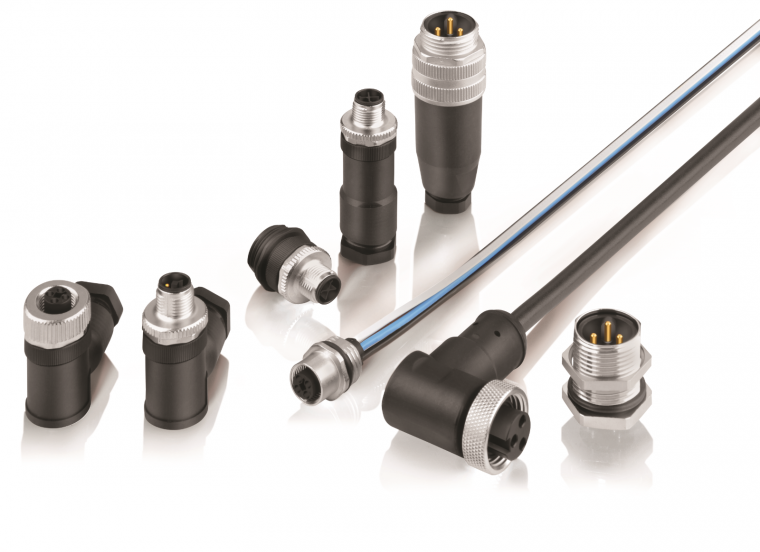 Automation Technology- Speciality connectors Binder