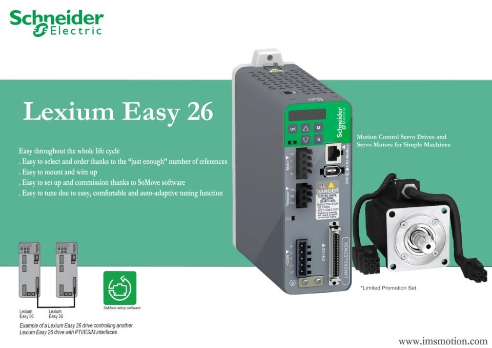 Schneider Lexium 26