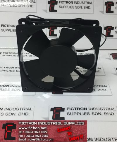 AA1252MB-AW AA252MBAW ADDA AC Axial Fan 110-240VAC Cooling Fan Supply Fictron Industrial Supplies