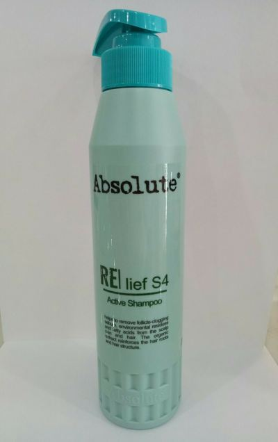 Absolute Active Shampoo 300ML