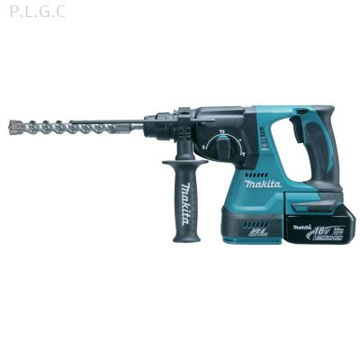 Makita DHR242RFE 18v SDS Plus Cordless Rotary hammer