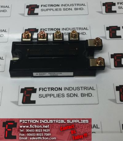 PM50RLA120 MITSUBISHI ELECTRIC Power Module Supply, Sale By Fictron Industrial Supplies