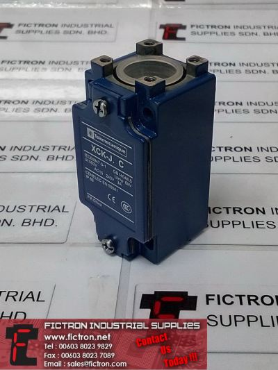 ZCKJ1C TELEMECANIQUE Limit Switch Body GB14048.5 Supply, Sale By Fictron Industrial Supplies