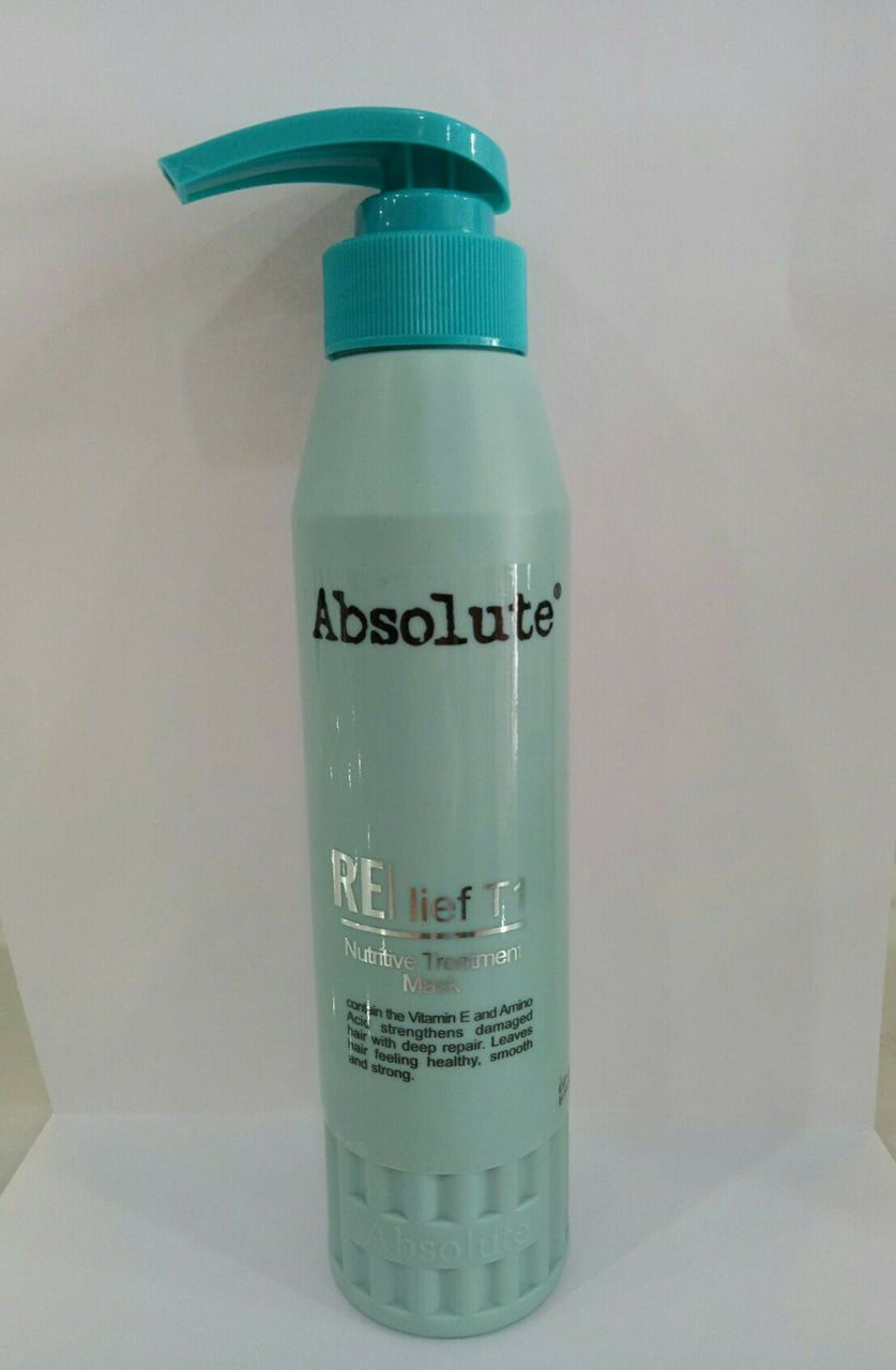 Absolute Nutritive Treatment Mask 300ML