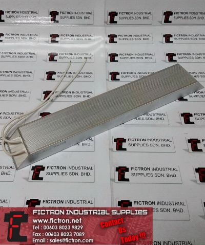 SKS-RXLG-1KW/18R SKSRXLG1KW18R Braking Resistor SIKES Aluminum Cased Resistor Supply, Sale By Fictron Industrial Supplies