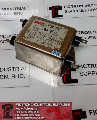 ES1-F10 ES1F10 BIT Noise Filter Sing-Phase General Purpose Supply By Fictron Industrial Supplies