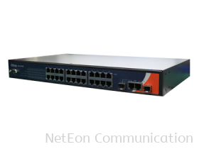 ORing RES-9242GC_EU Rack Mount Industrial Managed Switch