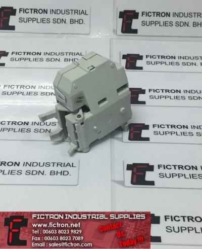 A22-EK10 A22EK10 EATON MOELLER Series 1 Make Contact for Front Fixing U-NZM 10 480V 60Hz Supply Fictron Industrial Supplies