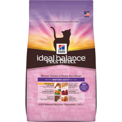 Ideal Balance Mature Adult