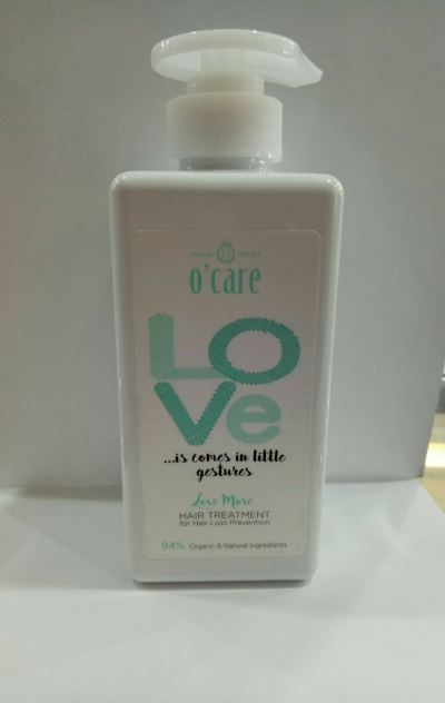 O' Care Love More Hair Treament 500ML