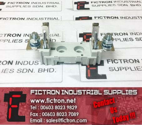 SB00-D SB00D 690VAC 160A BUSSMANN Fuse Holder Supply, Sale By Fictron Industrial Supplies