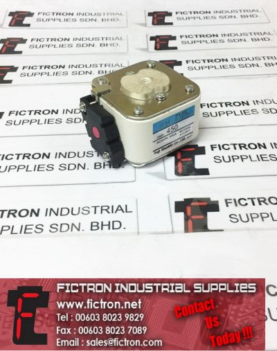 CS5F-450 CS5F450 FUJI ELECTRIC AC500V 450A Square Body Semiconductor Fuse Supply, Sale By Fictron Industrial Supplies