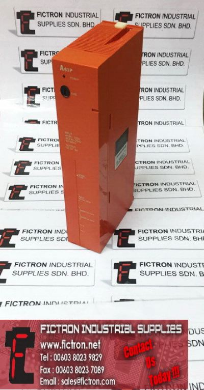 A61P MITSUBISHI MELSEC Programmable Controller PLC Power Supply Unit Supply & Repair By Fictron Industrial Supplies