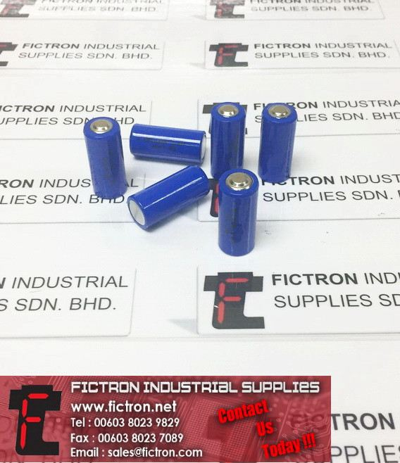 ER14335 3.6V PLC Back-up Battery Lithium Battery Supply, Sale By Fictron Industrial Supplies OTHERS Batteries