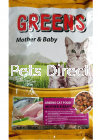 Greens Mother& Baby Greens Cat Food