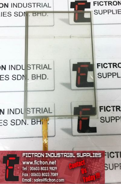 CAFUJIN-TP-3893S2 CAFUJINTP3893S2 HMI Touch Glass Supply By Fictron Industrial Supplies