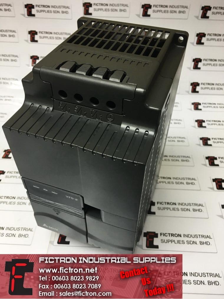 VFD055E43A DELTA ELECTRONICS 9.9kVA 5.5kW AC Inverter Drive Supply & Repair Fictron Industrial Supplies DELTA Inverter