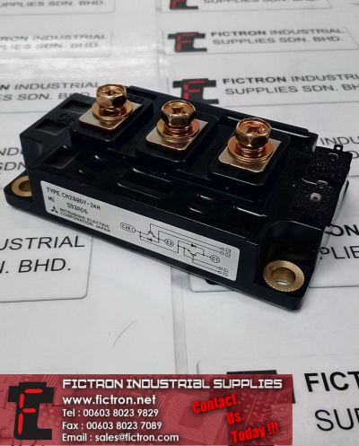 CM200DY-24H CM200DY24H MITSUBISHI ELECTRIC Power Module Supply, Sale By Fictron Industrial Supplies