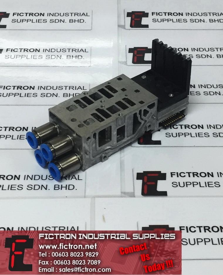 MPA2-FB-EMG-4 MPA2FBEMG4 FESTO Valve Terminal Pnuematic Parts Supply Fictron Industrial Supplies FESTO Pneumatics