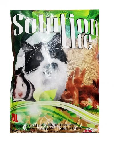 Solution Life Cat Litter 10L