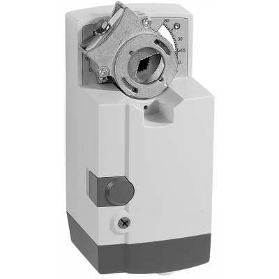 N20, N34 SERIES NON-SPRING RETURN DIRECT-COUPLED DAMPER ACTUATORS FOR FLOATING / 2-POSITION CONTROL