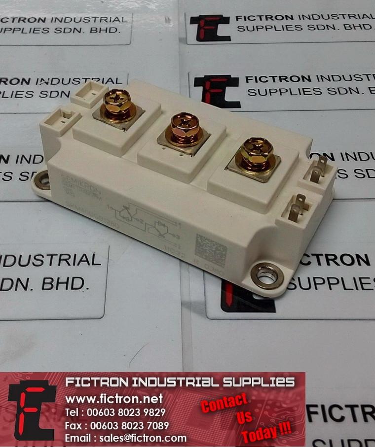 SKM400GB128D SEMIKRON SEMITRANS M Power Module Supply Fictron Industrial Supplies SEMIKRON Power Line/Modules