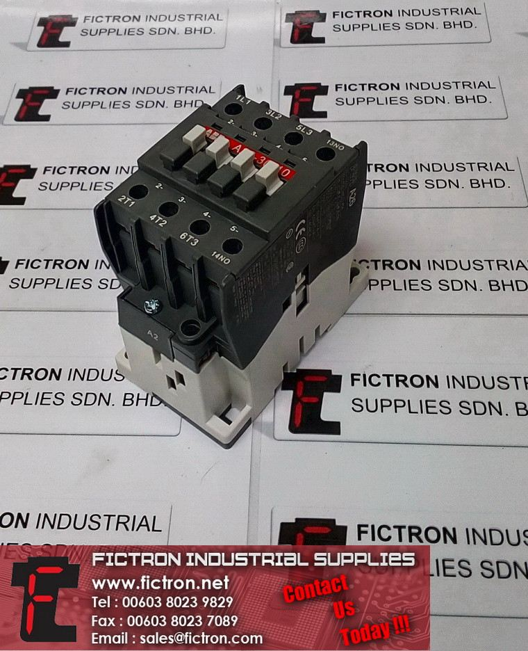 1SBL-241001R8010 1SBL241001R8010 A26-30-10 A263010 ABB Contactor Ie=45A Coil 240VAC Supply Fictron Industrial Supplies ABB Contactor/Relay/Circuit Breaker/Switch