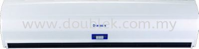 DAC412C Dewpoint Air Curtain