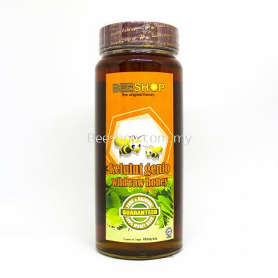 KELULUT GENIO WILD HONEY 920g