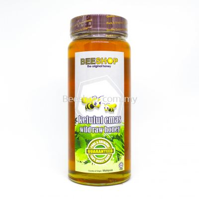 KELULUT EMAS WILD HONEY 920g