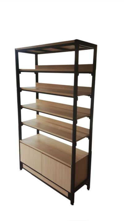 230576+230218-Oppa Wall Rack c/w Cabinet-Starting