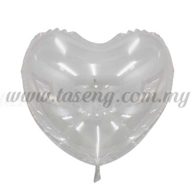 24inch  Bubble Balloon - China *Love Shape (B-24LBB)