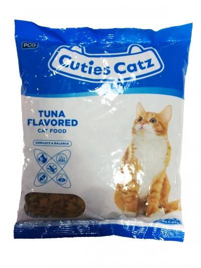 Cutie Catz Cat Food Tuna Flavored 400g