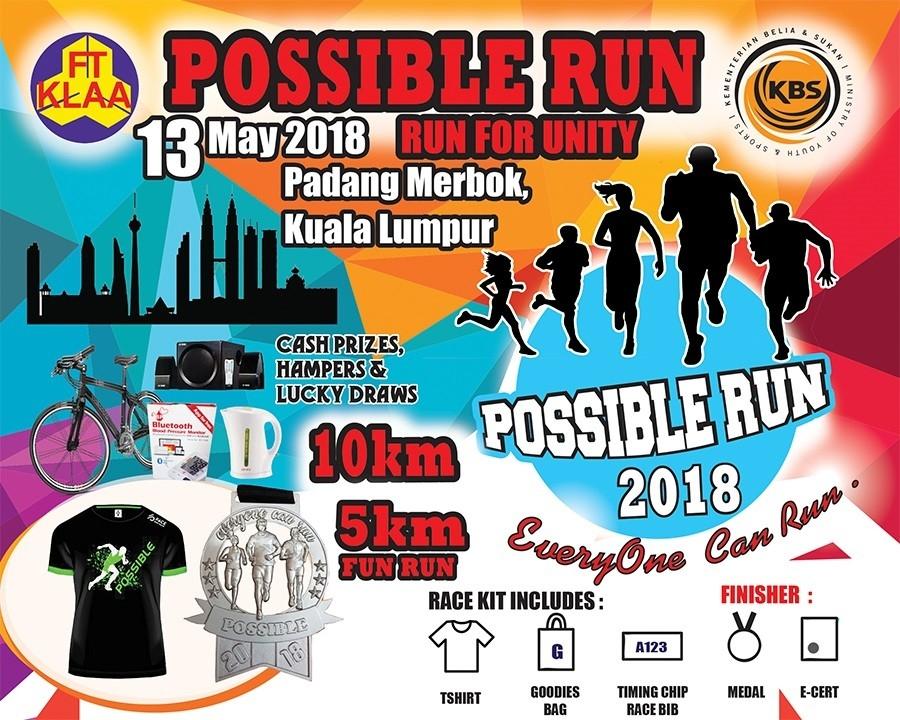 Padang Merbok Possible Run 2018 May 2018 Year 2018 Past Listing