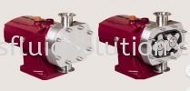 SSP Series X Rotary Lobe Pump Positive Displacement Pumps