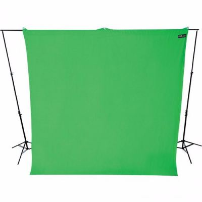 Outdoor Backdrop Setup
