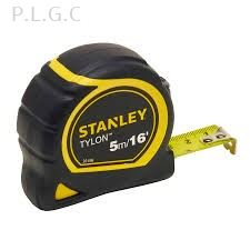 Stanley 30696-8 5mtr tylon tape rules