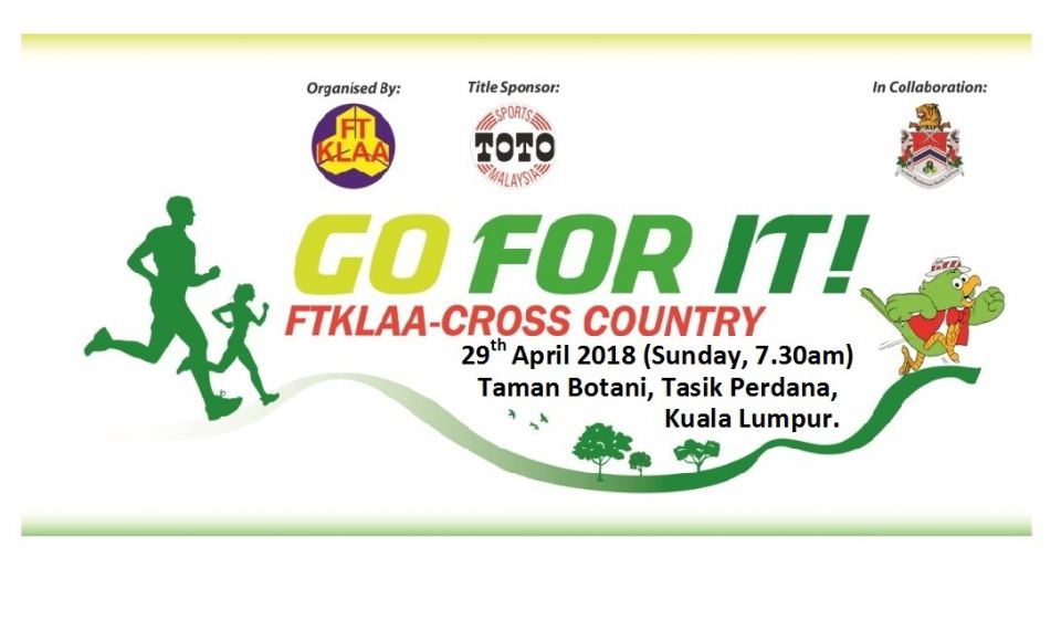 GO FOR IT! FTKLAA Cross Country 2018 April 2018 Year 2018 Past Listing