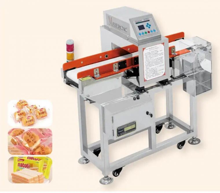 Online Conveying Metal Detector Series-02 Metal Detector in Food Industry Metal Detector
