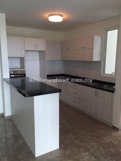 Z5 �C Kitchen Cabinet With Melamine Door