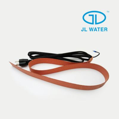 Strip Heaters For Chlorine Header Pipe