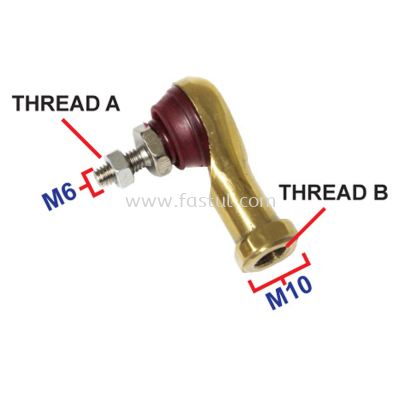 BALL JOINT (COPPER) M10