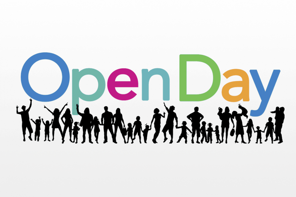 10 June 2018 Open Day Registration