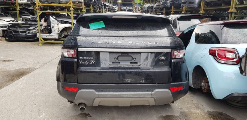 LAND ROVER EVOQUE AUTO PARTS