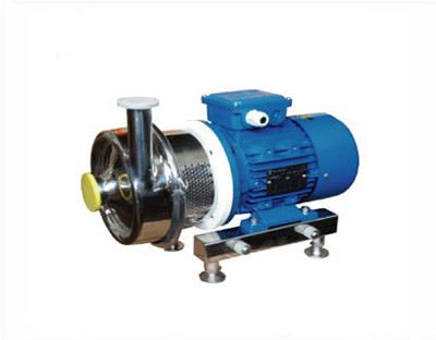 Open Impeller Stainless Steel Pump
