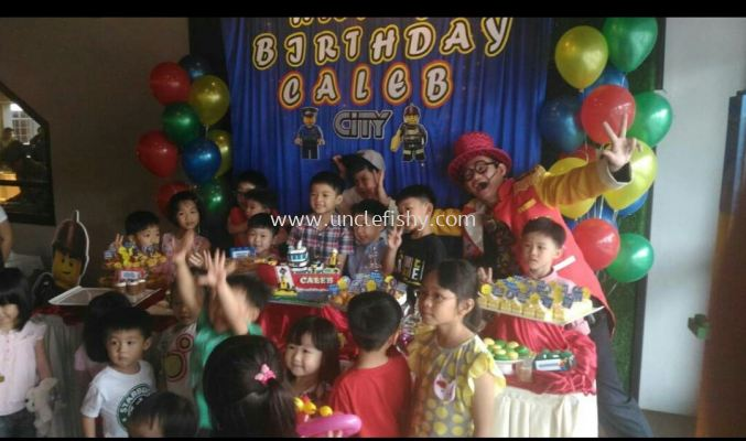 Birthday Party Magician