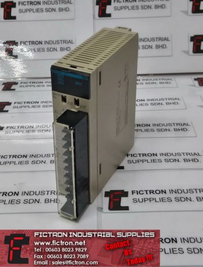 CS1W-AD081-V1 CS1WAD081V1 OMRON Analog To Digital Converter PLC Module AD Unit Supply & Repair Fictron Industrial Supplies